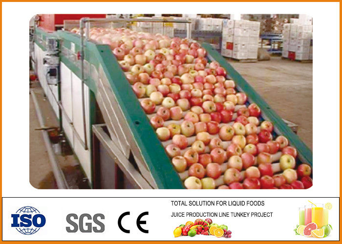 10T/H Capacity  Apple Juice And JamProcessing Plant  ISO9001