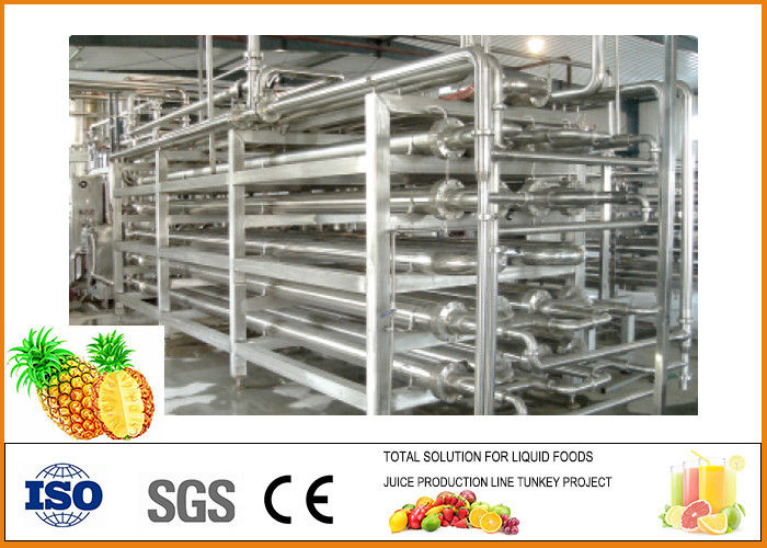 Concentrated Pineapple Juice Processing Line CFM-B-02-05T CE Certification